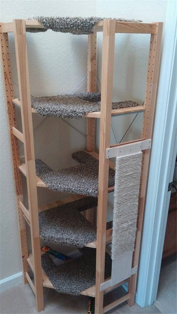20 most popular cat tree ideas you will love fallinpets. Black Bedroom Furniture Sets. Home Design Ideas