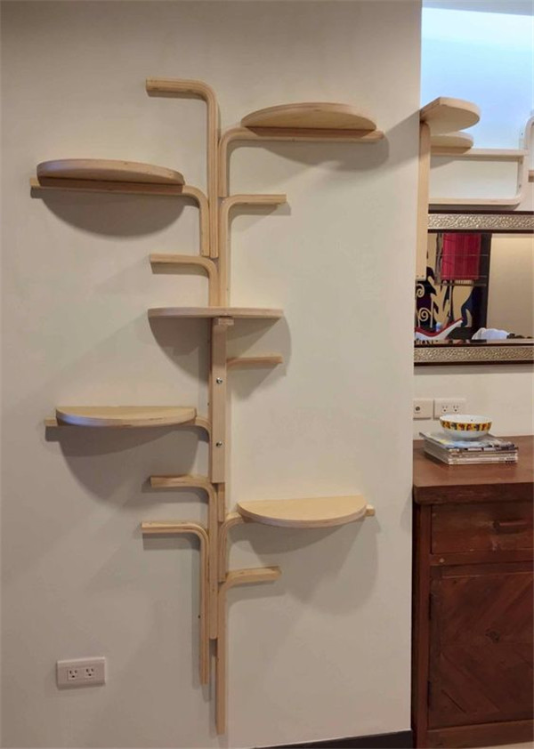 Creative and simple cat tree ideas