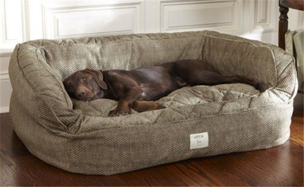 20 perfect diy dog beds ideas for your furry friend for Extra large dog sofa bed