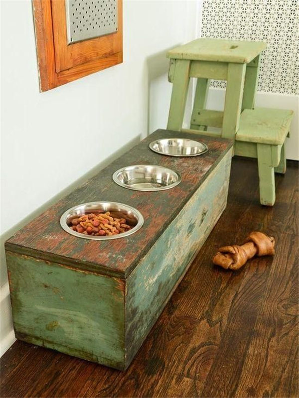 This Would Be Super Cute And Handy For Our Pups