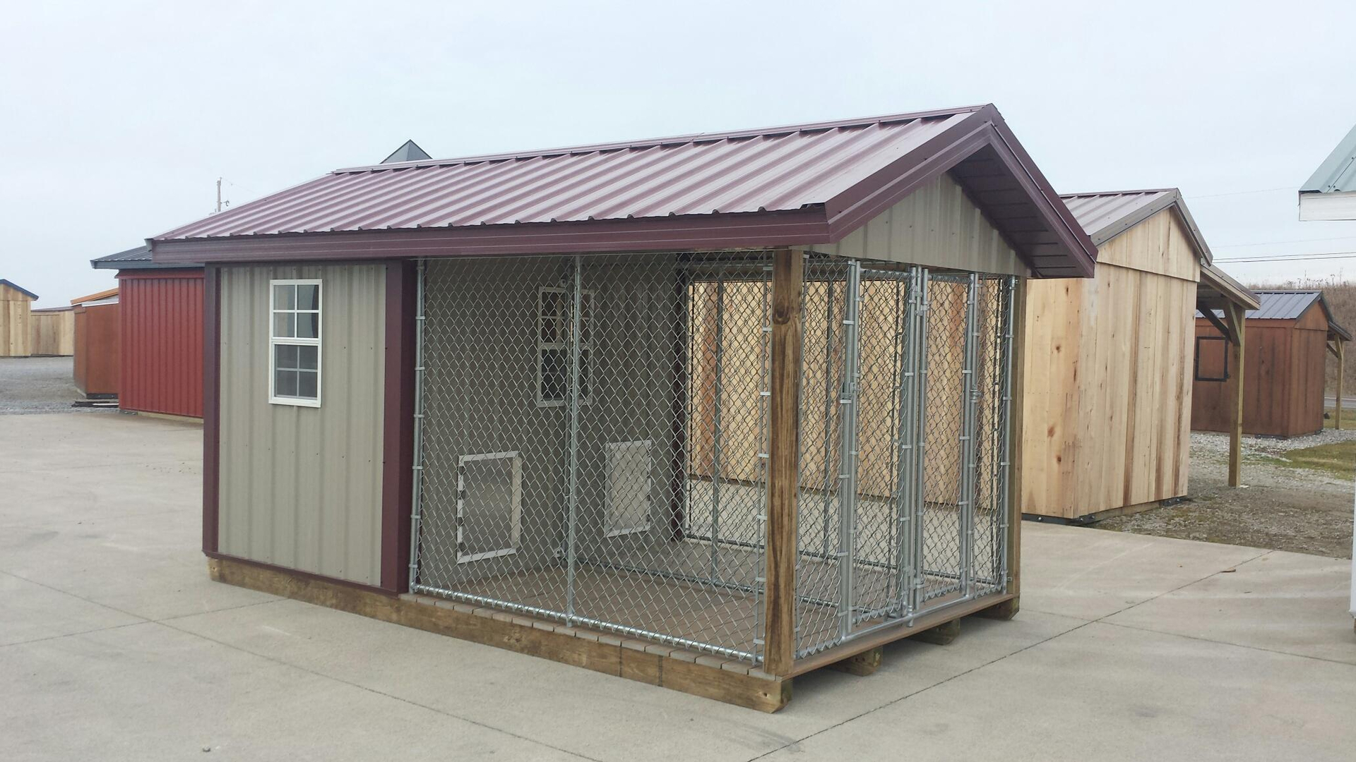 Best Outdoor Kennels For Large Dogs