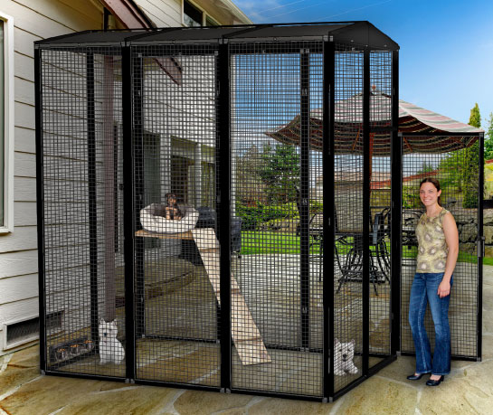 20-best-outdoor-dog-kennel-ideas-20