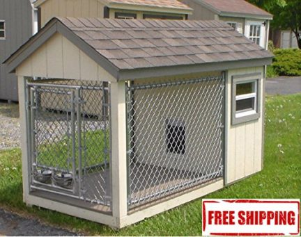 20 Best Outdoor Dog Kennel Ideas