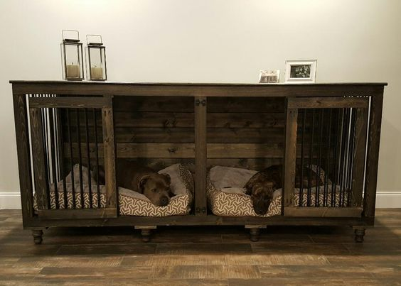 WOW....100+ Best DOG CRATE Idea We Have Ever Seen! | FallinPets