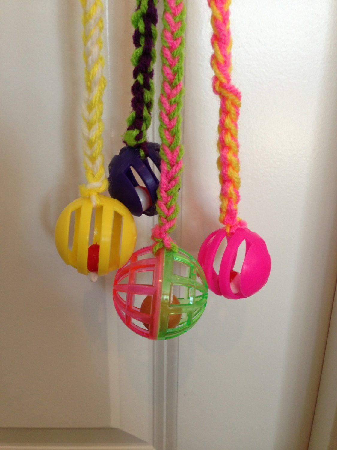 Easy DIY Cat Toys